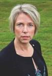 LRF:s ordförande, Helena Jonsson, är positiv till förslaget om kreditgarantier. Bild: LASSE MODIN