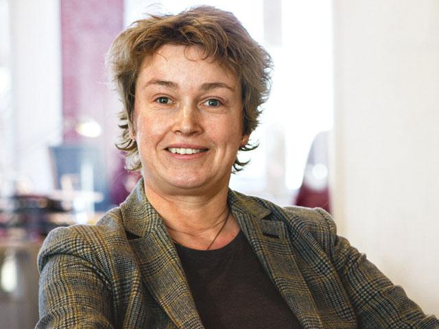 Helene Oscarsson, koordinator Vreta kluster. Bild: NICLAS ALBINSSON/VRETA KLUSTER