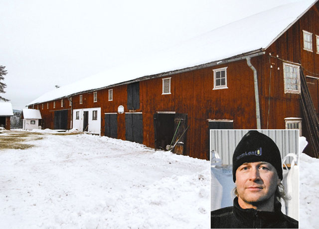 Lars Lindh har gått i far och farfars fotspår.
