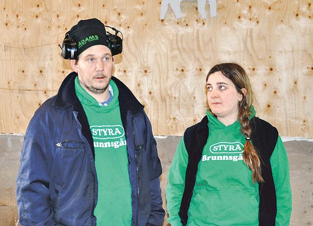 Anders Larsson och Susanne Pripp driver Styra skog och lantbruk.