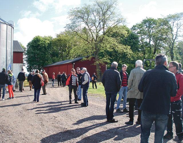 Bakom årets demonstration och information låg Energikontoret i Östra Götaland tillsammans med kommunerna i Boxholm, Mjölby, Motala, Vadstena och Ödeshög.