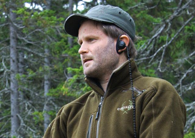 Johan Stedt är jakt vårdskonsulent på Svenska jägareförbundet.
